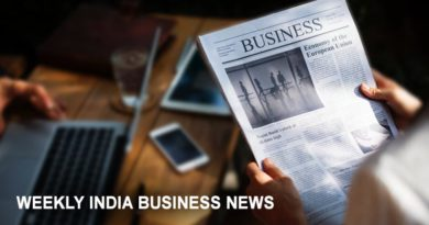 Weekly India Business News from