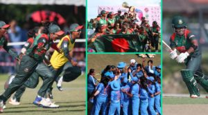 Women's Asia Cup 2018 final India vs Bangladesh – Tentaran