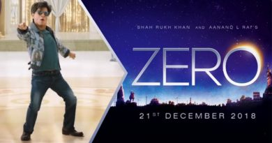 zero movie teaser