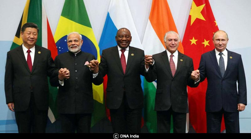 10th BRICS Summit 2018