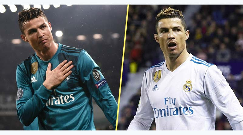 cristiano ronaldo move from real madrid to juventus