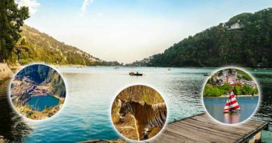 famous places of nainital