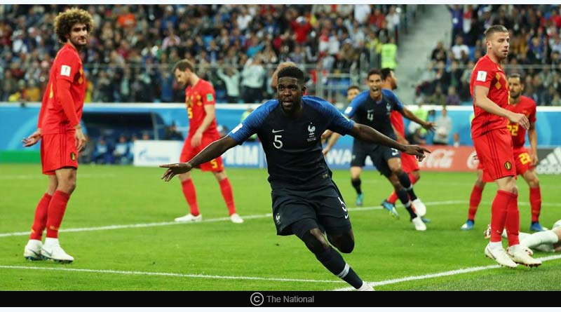 france win first semi final