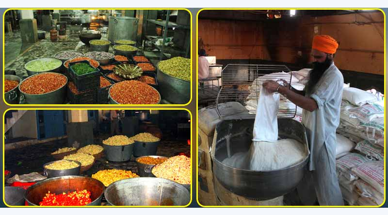 golden temple big kitchen