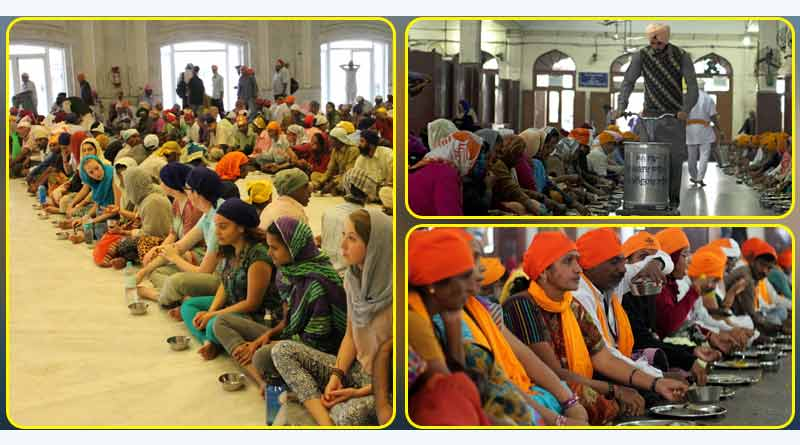 golden temple big langar