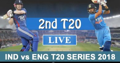 india vs england t20 series second match
