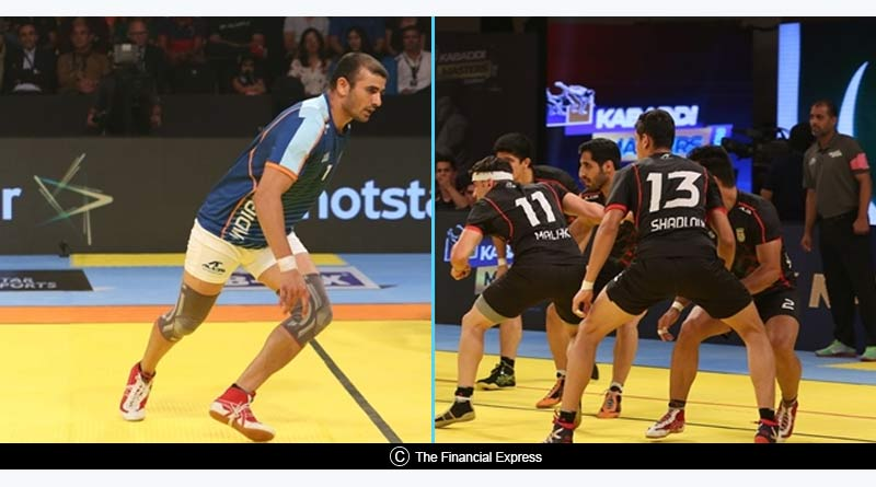 india vs iran kabaddi