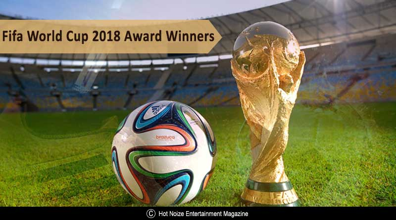 individual fifa world cup 2018 award winners