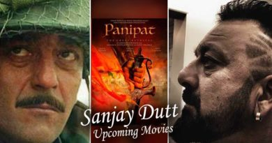 sanjay dutt movie