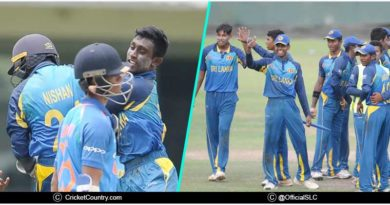 3rd Youth ODI