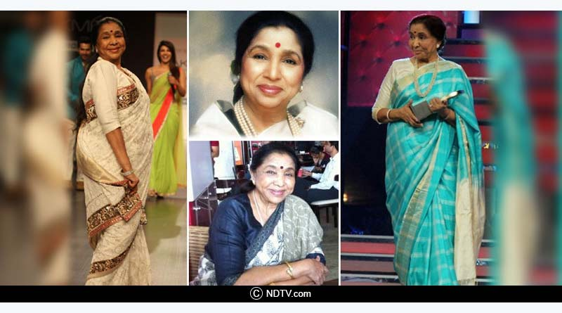Asha Bhosle Biography