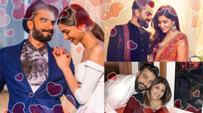 Bollywood couples with sizzling chemistry