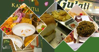 Famous vegetarian restaurants in Delhi
