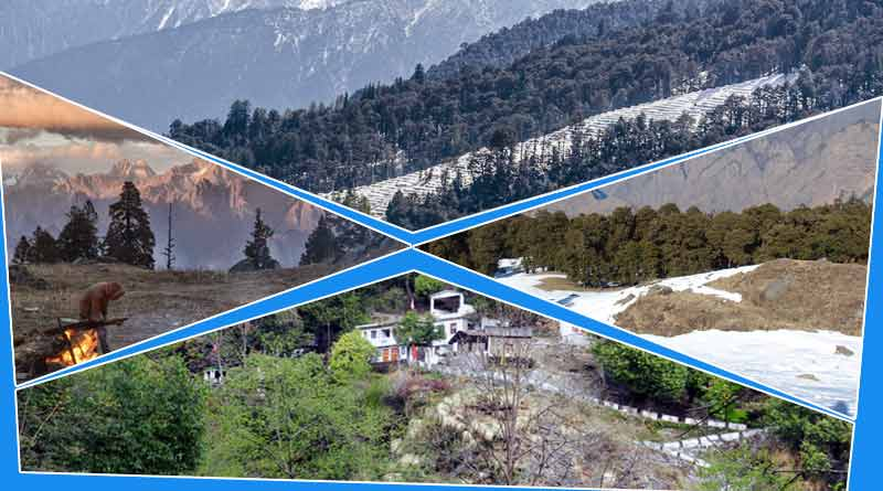 Five best places to visit in Auli in hindi