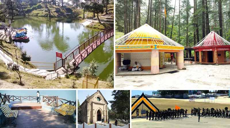 best places to visit in Lansdowne in hindi
