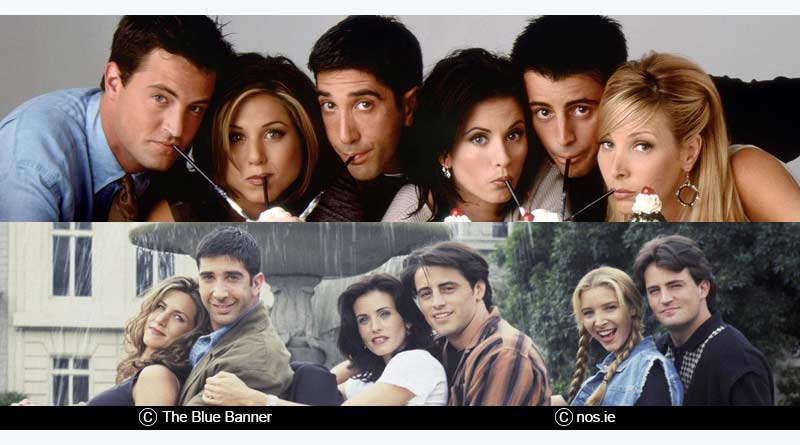 Friendly Facts about FRIENDS Tv series