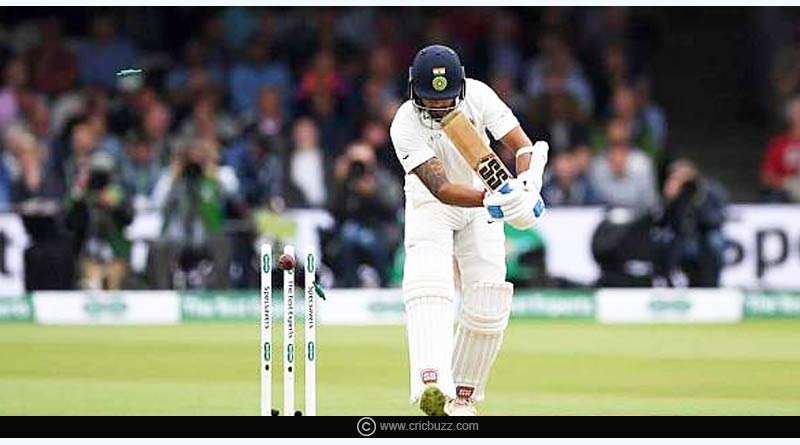 - India vs England Second Test