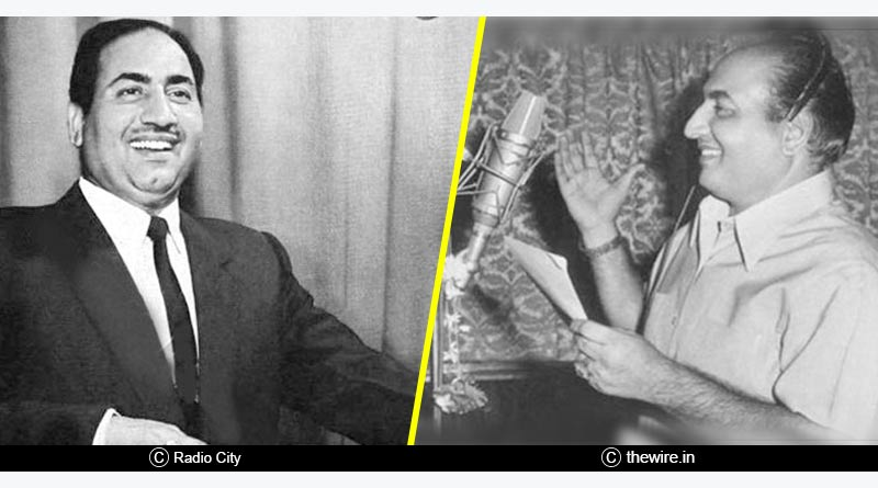mohammad rafi biography