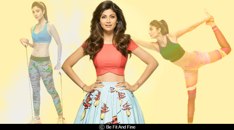 Shilpa Shetty fitness secrets