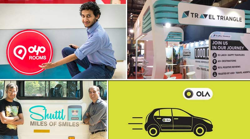 travel and transport startups in India