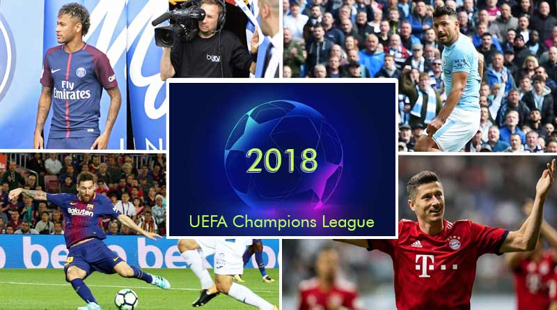 UEFA Champions League match highlights