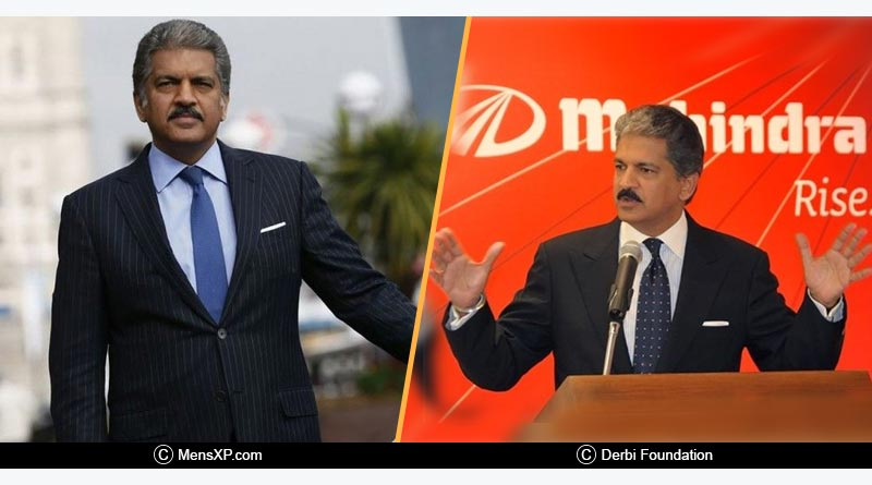 Anand Mahindra, Chairman Mahindra group 63