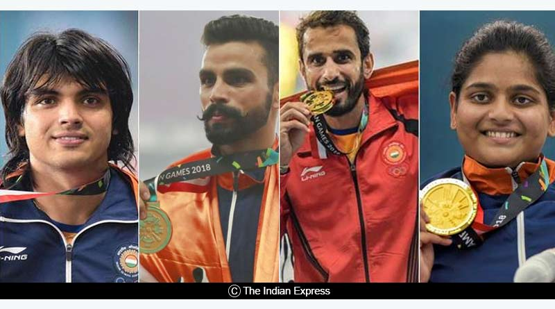 Asian games 2018 medal tally