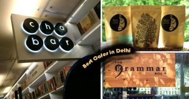 Best Cafés and Restaurants in Delhi
