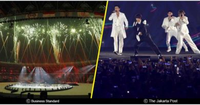 Asian Games Closing Ceremony