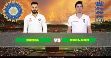 England Vs India Fifth Test Day 1 Highlights