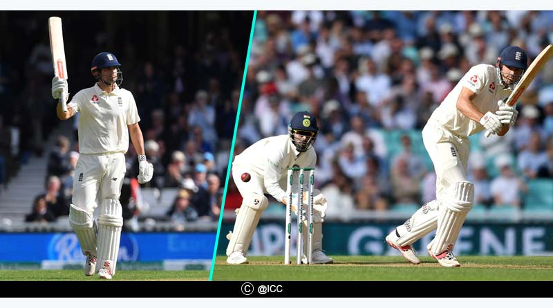 England Vs India Fifth Test