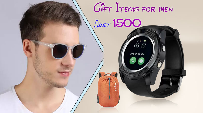 Gift Items for men in less than 1500