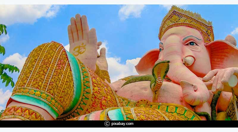 Unknown facts about lord Ganesha