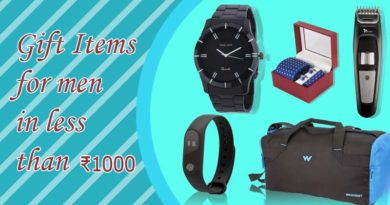 Gift Items for men in less than 1000
