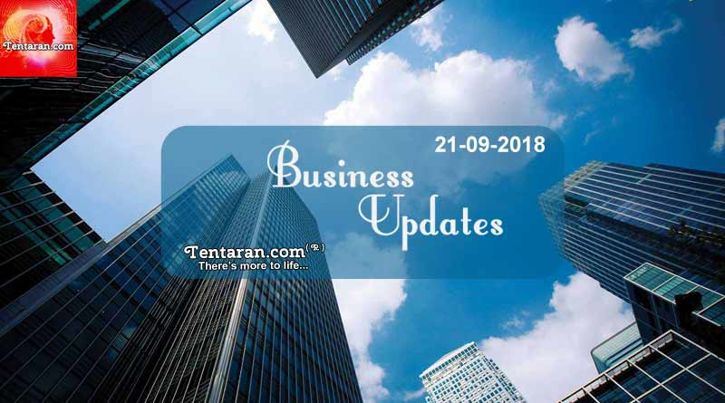 india business news 21st september 2018