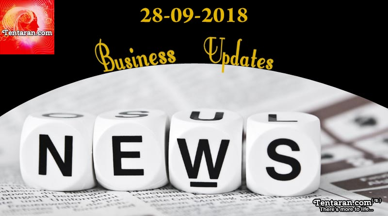 india business news 28th september 2018