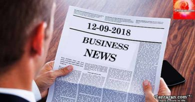 india business news headlines 12th september 2018