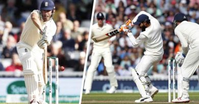 India Vs England Fifth Test Day 3 Highlights
