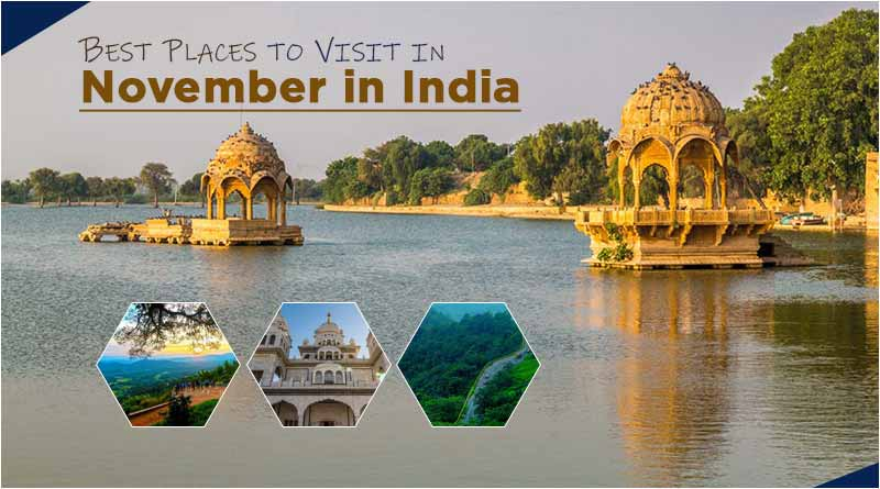 places to visit in november in india images