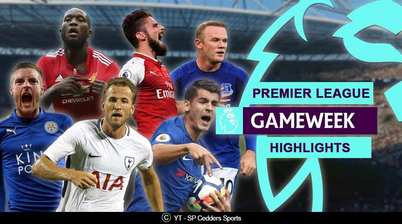 Premier League gameweek highlights