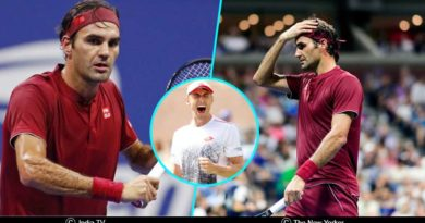 Roger Federer loses in Fourth Round
