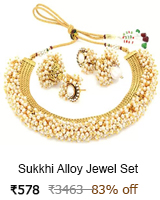 sukkhi necklace sets