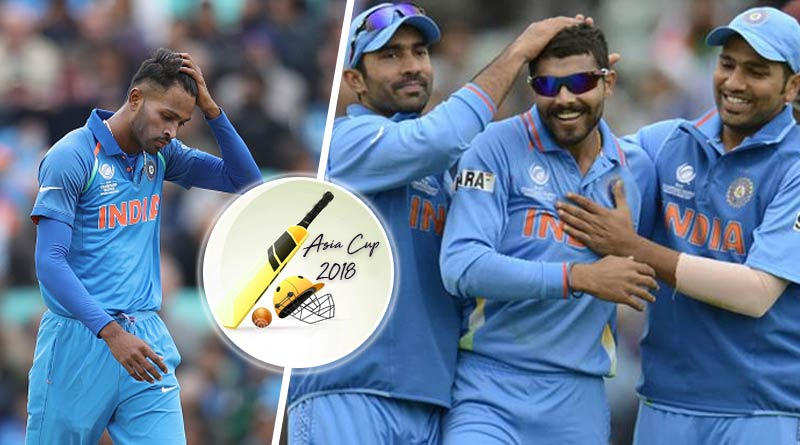 Asia Cup 2018 Team India replacements