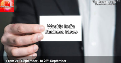 weekly india business news 24th to 28th september