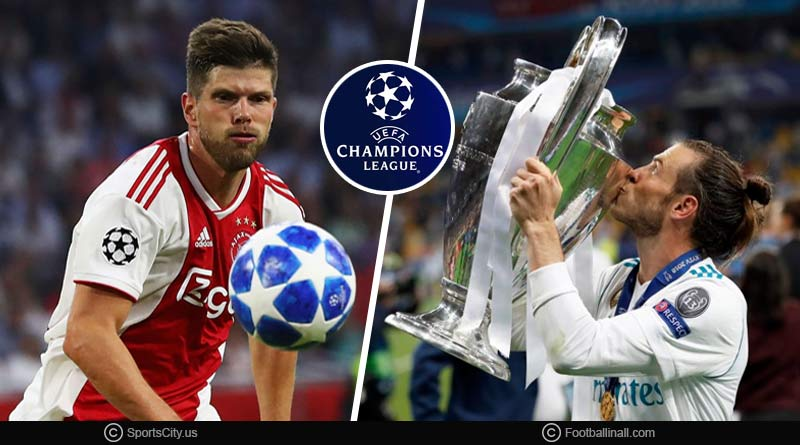 Champions League 2018-19 all results and fixtures