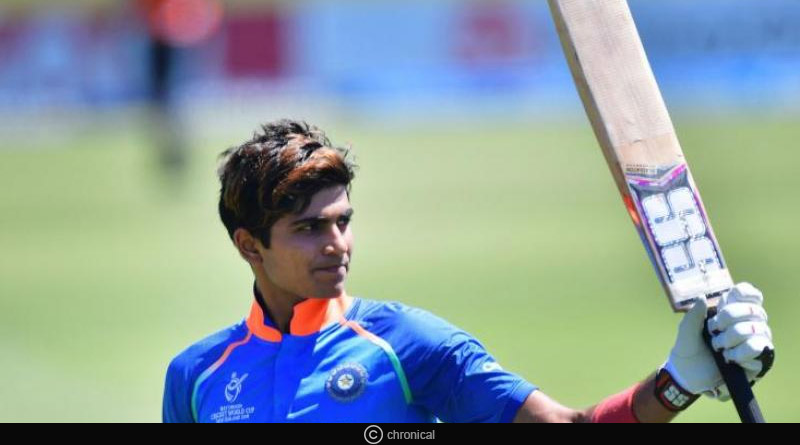 Deodhar Trophy India C beat India A