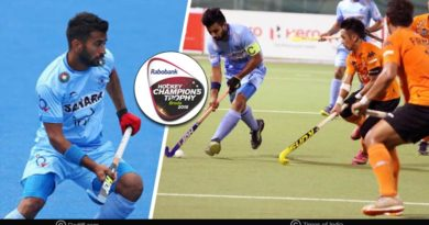 Asian Hockey Champions Trophy India vs Malaysia