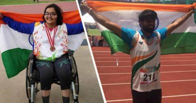 Asian Para Games 2018 India Gold Tally