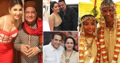 Bollywood couples with huge age differences