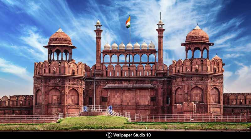 facts you must know about red fort